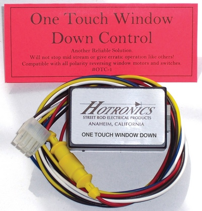 One Touch Window Express