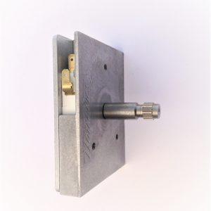 Electric Window Crank, Spline Shaft EWC-20, — fits Ford, early GM to 1950 & GM p/u to 67