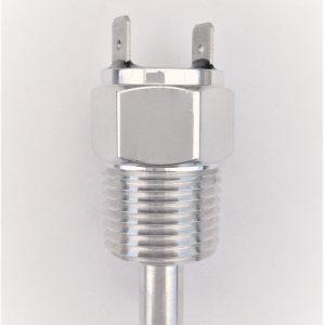 Sensor Only, Temperature 180,— Polished Finish, 1/2 NPT
